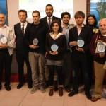 i vincitori della terza edizione del Premio